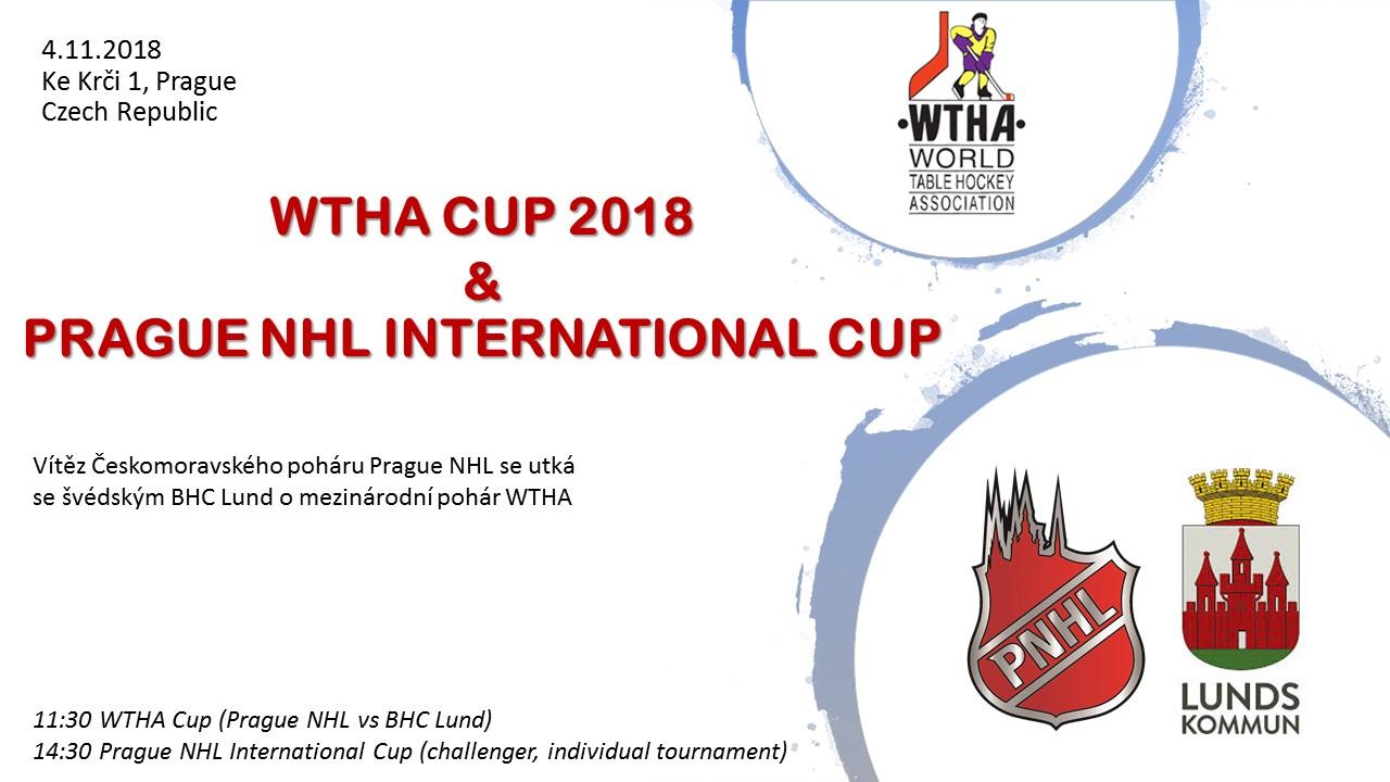 WTHA Cup 2018