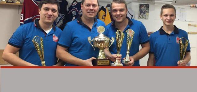 Vyhráli jsme evropský pohár WTHA